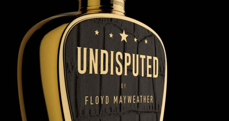Undisputed by Floyd Mayweather, Neoviar Visualization by Jean-Philippe 10